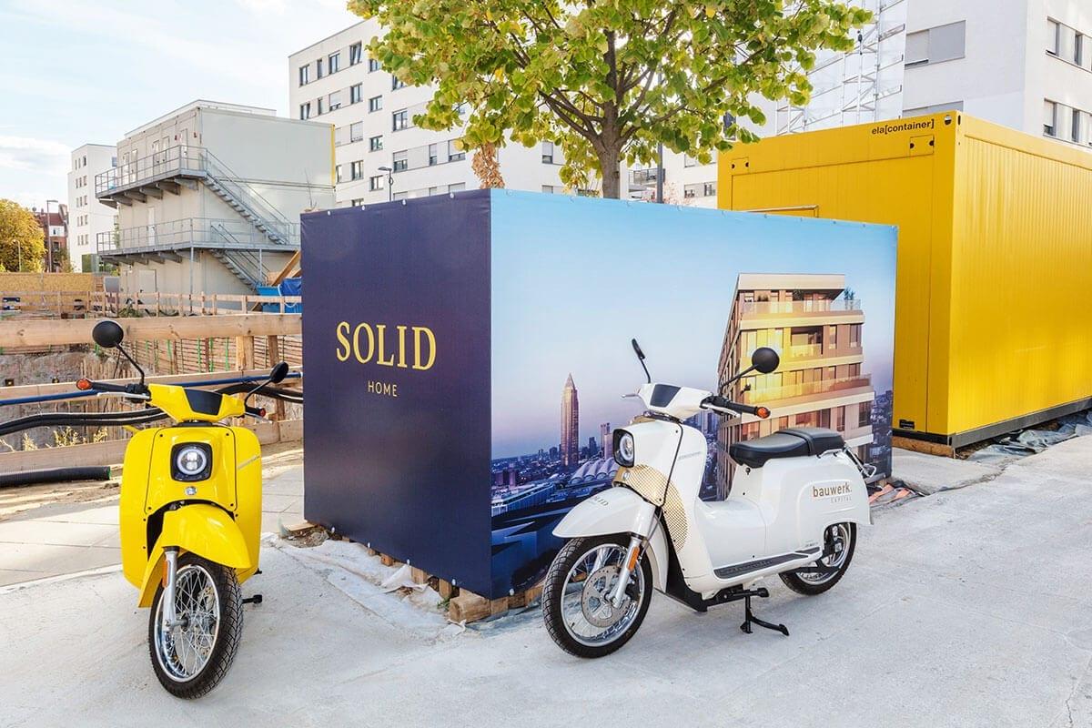 activ consult real estate Immobilien Marketing Baustellenkommunikation SOLID Home
