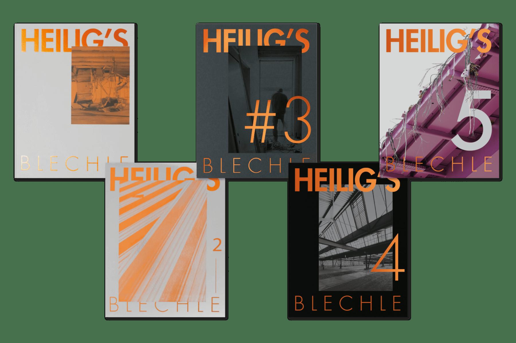 Heilig's Blechle Booklets