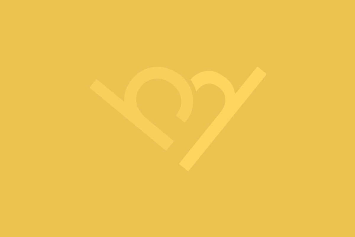 behome - Markenentwicklung Signet Gelb