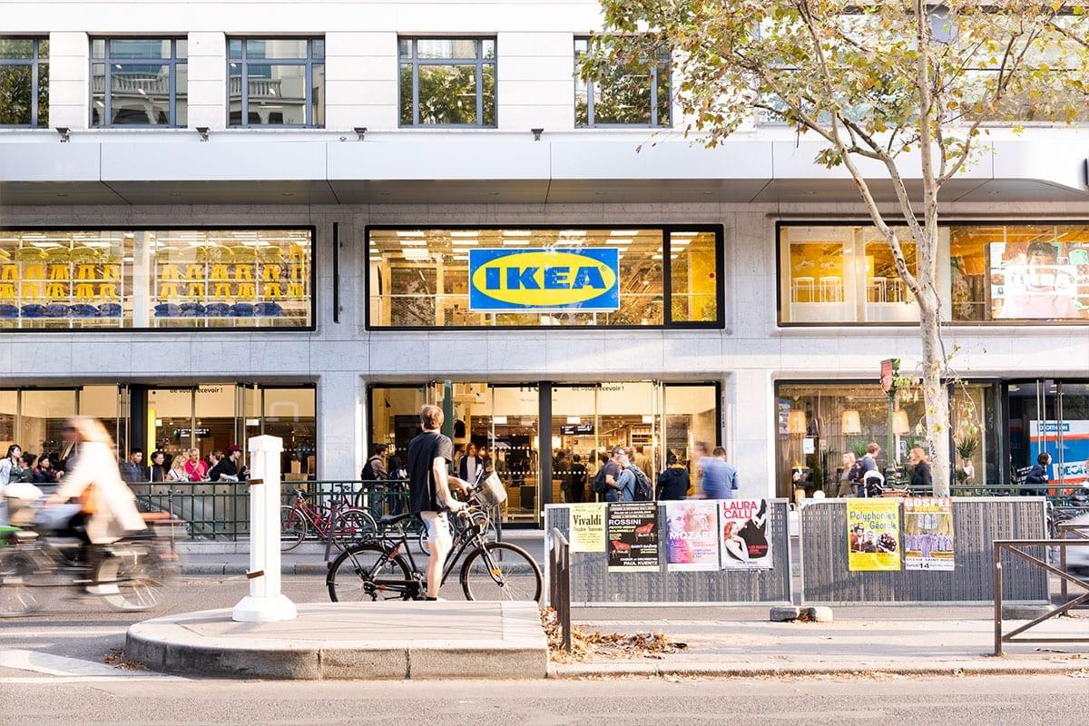 Standortakquise Ikea planingstudio acre