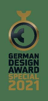 german design award für marketingkampagne ONE