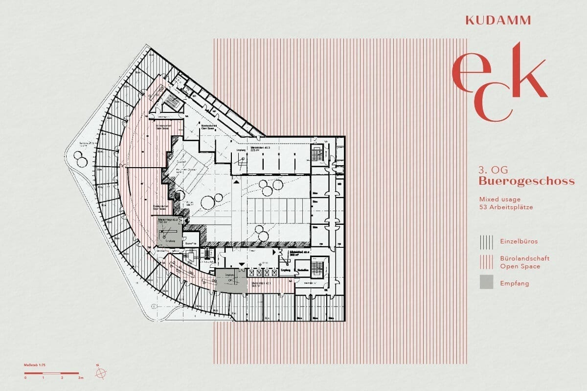 Ku´Damm-Eck Floorplan