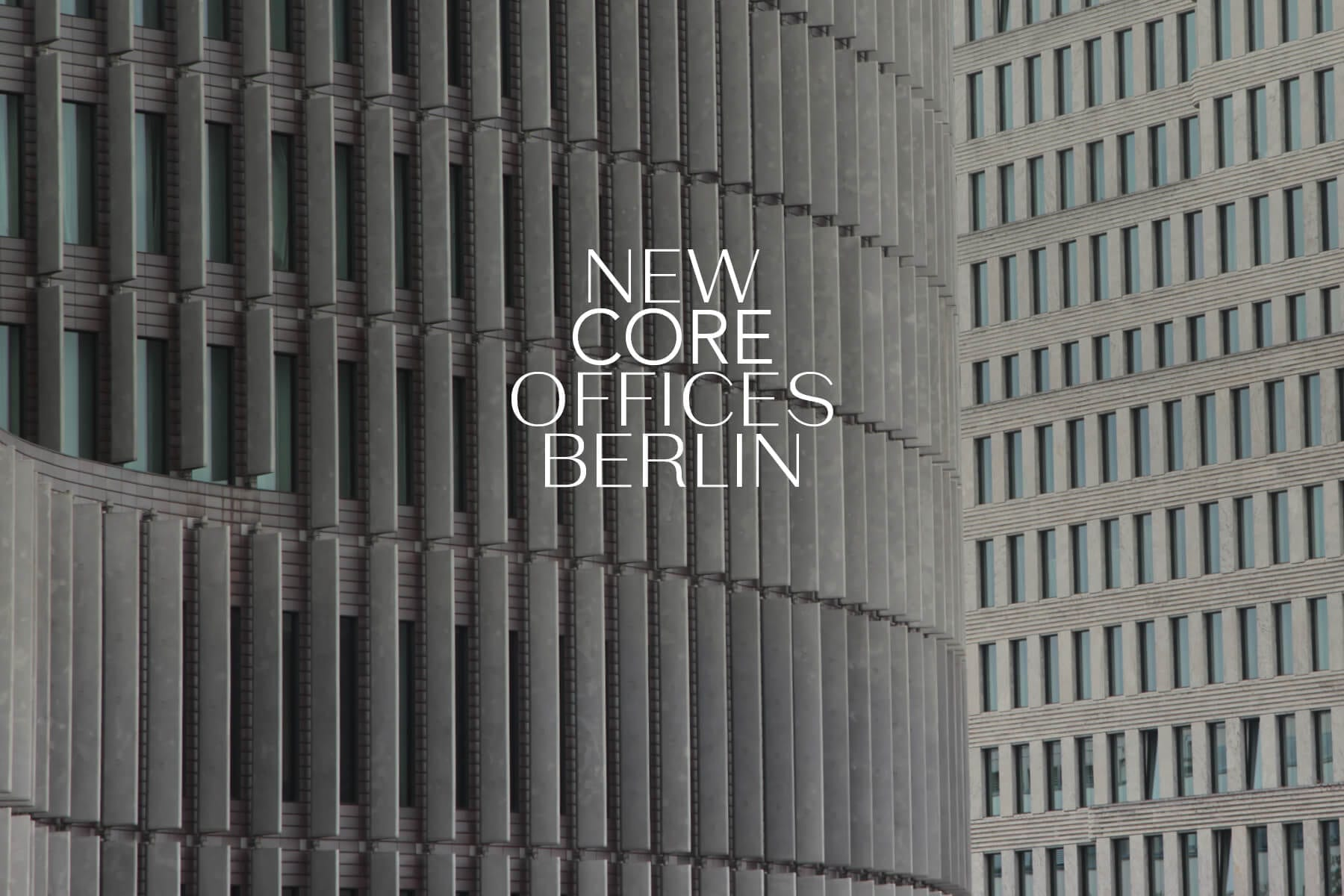 New Core Offices Berlin