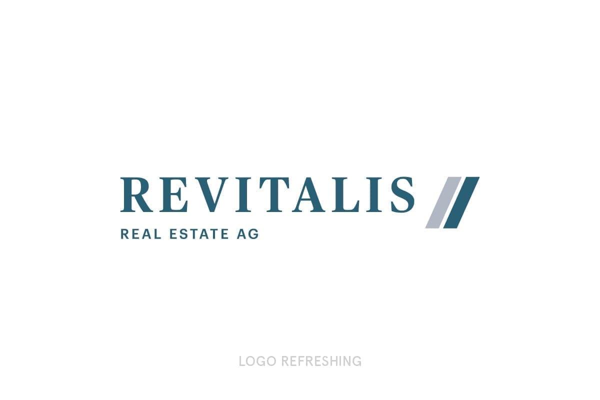 Revitalis Real Estate AG Logo Refresh