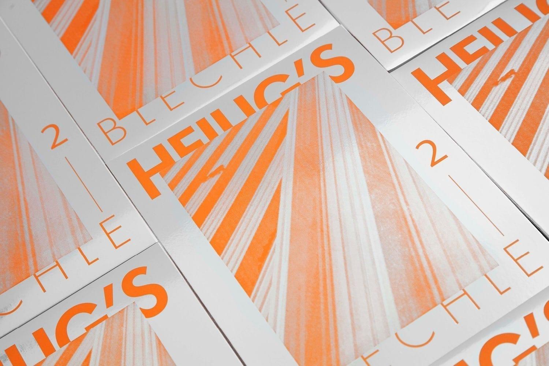Heilig's Blechle - Chromolus Cover